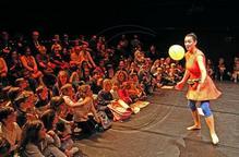 L'Aula de Teatre compleix 33 anys amb espectacles i berenar