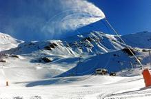 Boí Taüll obre la temporada i la resta fabrica neu per estrenar-la també aquest pont