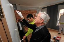 Pintors altruistes als pisos socials de l'antic Seminari