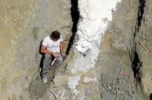 Extreuen al Jussà el fòssil més gran de dinosaure trobat fins ara a Europa