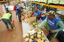 El Banc dels Aliments busca local més ampli i accessible