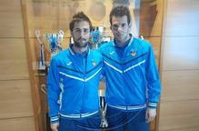 Miramón i Torres assumeixen el repte de liderar l'equip
