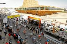 La cinquena etapa de la Volta passarà en un 70% per Lleida