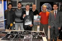 Els jugadors de l'ICG Lleida es despullen per a un calendari