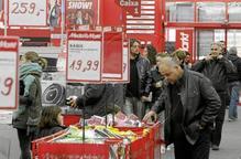 """Les rebaixes confirmen un augment """"lleuger"""" de les vendes aquest Nadal"""