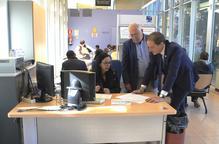 L'Oficina d'Estrangeria de Lleida supera les 9.000 consultes presencials en el primer semestre d'aquest any