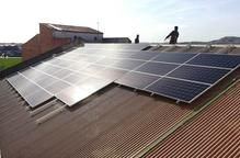 L'Ajuntament de Torrefarrera instal·la un sistema d'autoconsum elèctric a la teulada