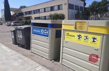 Les Garrigues assoleix un 40% de reciclatge l'any 2019