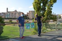 L'Arquitectour Lleida presenta una ruta guiada per les passarel·les del riu Segre al seu pas per la ciutat