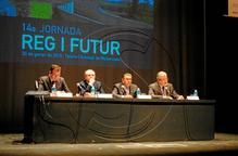 El Canal d'Urgell aposta per regs a pressió natural sense cost de llum