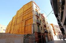 Quart enderroc en quatre mesos d'un edifici municipal en ruïna