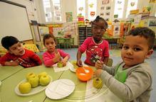 Innovació docent en dos col·legis amb el Fruitcentre, la UdL i el Magical