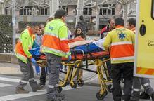 Dos ferits en accidents a Tàrrega i Puigverd