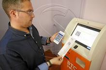 Lleida és la tercera ciutat de l'Estat amb un caixer de la moneda digital 'bitcoin'