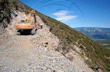 Ipcena exigeix frenar una pista forestal a Cabó perquè danya un camí protegit