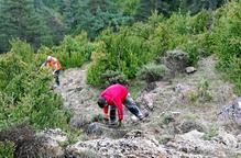 Les Valls d'Aguilar estrena 50 km de camins recuperats a jova