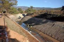 Endesa buida el canal de Gavet, que estarà sis setmanes en obres