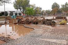 Dos milions d'euros en danys per les inundacions del Sió i l'Ondara