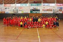 El FS Balaguer presenta els seus nou equips