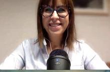 Una comunicadora i una psicòloga lleidatanes creen 'Con B de Salud', un 'podcast' de benestar femení sorgit durant el confinament