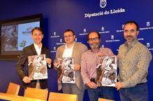 Més de 200 motoristes arriben a Lleida convidats per Moturisme de la