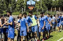 L'afició donarà suport als jugadors a l'entrenament
