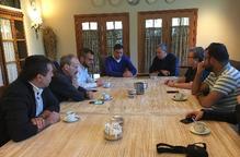 Sánchez promet a Aran atendre les necessitats de la muntanya