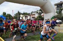 La II Volta al Pantà de Sant Llorenç reuneix 250 atletes