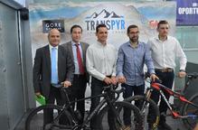 La Transpyr 2016 reuneix 400 ciclistes i passarà per la Seu i el Pont de Suert