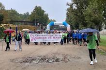 L'AECC Lleida segueix 'En Marxa' amb la seva cursa, adaptada als temps de covid-19