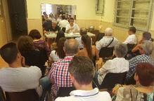 Consell ciutadà de CiU al barri d'Instituts