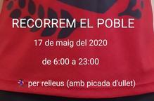 """""""ConfiSortida"""" per als corredors i corredores del Palau d'Anglesola"""