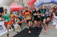 Participació rècord a la Mitja Marató de Balaguer