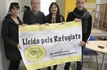 Busquen voluntaris per a una nova entitat humanitària, Lleida pels Refugiats