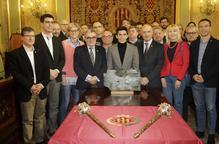 """""""És un honor mostrar Lleida"""""""