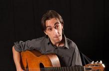 El quartet del guitarrista francès Jérôme Frayssinet, a l'Antares