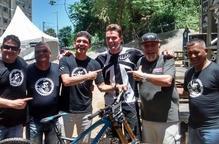 El lleidatà Pol Bonet, sisè a la Copa de Sao Paulo Downhill