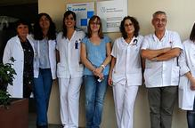 Segell de qualitat per a la unitat de fibromiàlgia del Santa Maria
