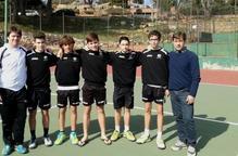 L'infantil del CT Lleida puja a la categoria d'or