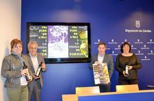 Vinaixa promociona l'oli i la pedra amb cinquanta expositors