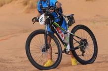 Ramona Gabriel ja és segona en la general de la Titan Desert
