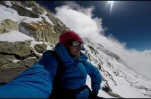 Jornet assoleix els 8.400 metres a l'Everest en menys de sis hores