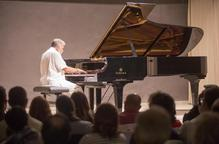 El pianista Josep Maria Colom posa punt final al Festival de Concabella