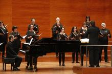 Dos-cents cantaires clausuren el 13è cicle de les corals del Segrià