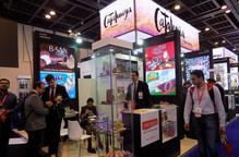 Dos firmes d'alimentació lleidatanes participen a la fira Gulfood de Dubai