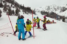 L'esquí tanca la millor campanya d'hivern en dotze anys
