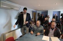 El nou alcalde de Gimenells seguirà al capdavant de l'EMD del Pla de la Font