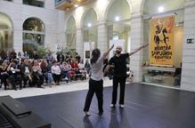 """'Pedra de tartera', de Maria Barbal, també per ballar en el projecte """"Balla'm un llibre"""""""