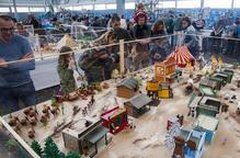 Nou èxit de la Fira del Playmobil de Tàrrega amb 14.000 visitants