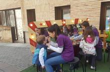 Els nens, estrelles de l'Encontats de Balaguer